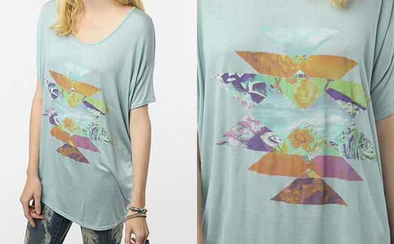 Designed for Daydreamer LA, sold at Urban Outfitters.